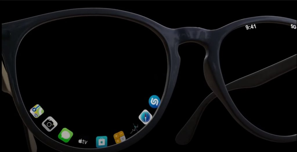Apple Glasses Features